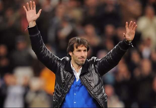 Van Nistelrooy begint trainersloopbaan bij PSV