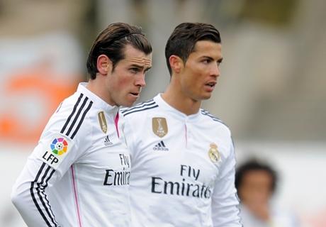 Ronaldo is Madrid's main man - Bale