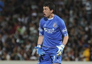 Agustín Marchesín (Santos) - Lanús