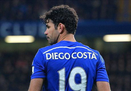 Costa charged with violent conduct