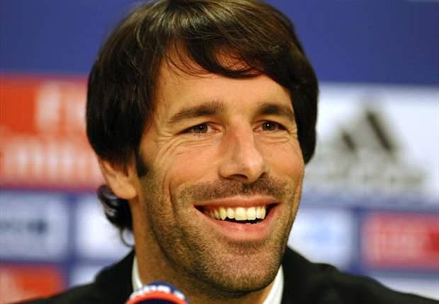 Ruud Van Nistelrooy Tak Bisa Pilih Real Madrid Atau Manchester United