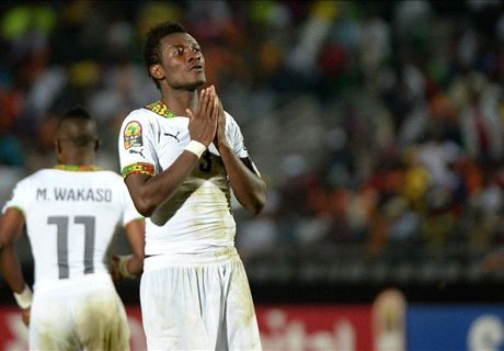 Ghana to face Guinea in Afcon quarters