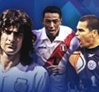 Craques que não levantaram a Copa América - parte I