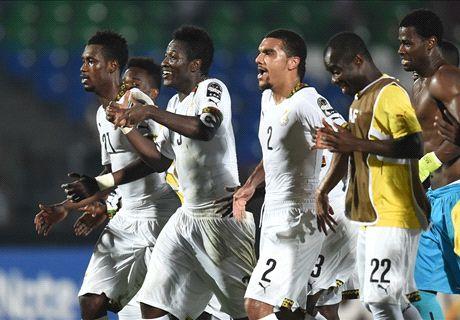 Preview: Ghana - Guinea