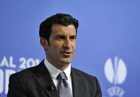 Luis Figo to run for Fifa presidency