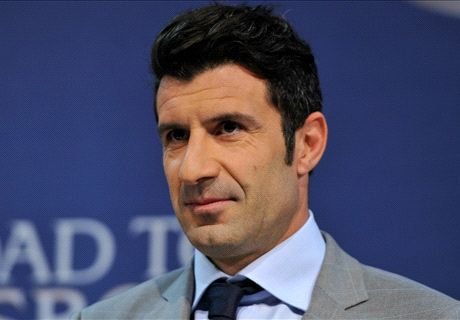 Figo, candidato a presidir la FIFA