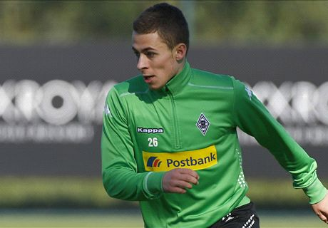 Official: Gladbach sign Thorgan Hazard
