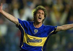GUILLERMO BARROS SCHELOTTO: Otro del que no hay mucho por agregar. Llegó desde Gimnasia en 1997, junto con su hermano y junto con Palermo. Se quedó 10 años: uno de los más grandes ídolos en la historia del club.
