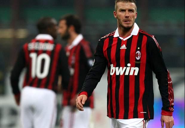 Beckham: I Won't Celebrate If I Score Against Man Utd