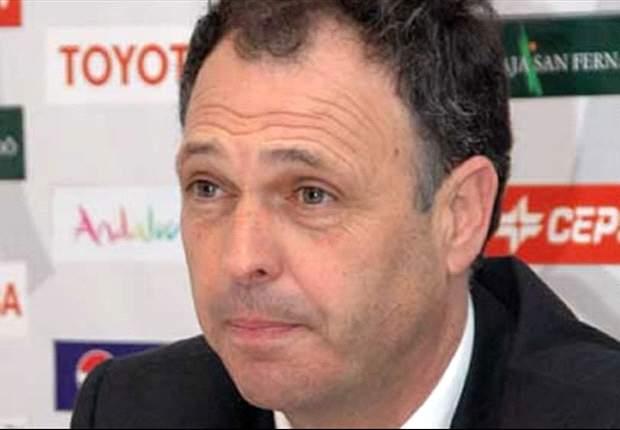Levante telah menunjuk Joaquin Caparros mengisi posisi pelatih kepala