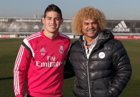Mucha magia en Madrid