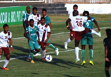 Top & Flop: Salgaocar 0-0 Mohun Bagan