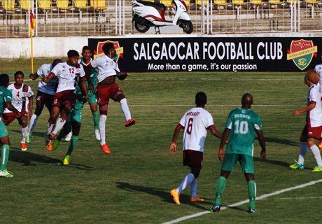 Report: Salgaocar FC 0-0 Mohun Bagan