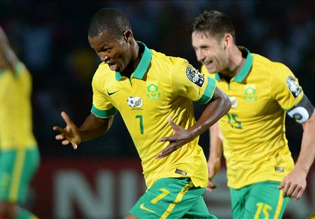 Afcon Genius Moment: Masango volleys in
