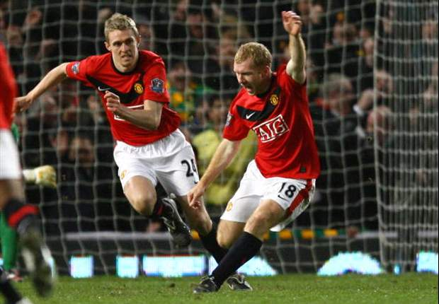Manchester United veteran Paul Scholes is determined to avoid Premier League heartbreak