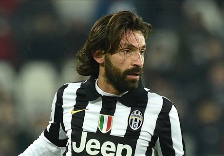 Roma will push Juve all the way - Pirlo