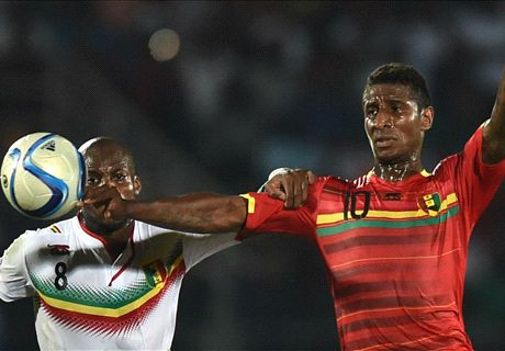 Afcon lots: Guinea go through