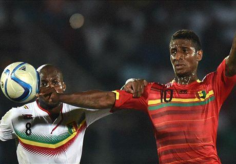 C. d'Africa, 3ª - Guinea e Mali, sorteggio