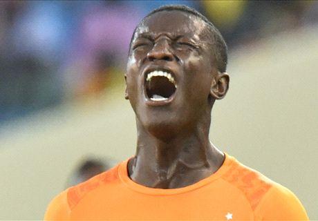 Gradel qualifie la Côté d'Ivoire