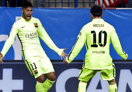 'Neymar won't emulate Messi'