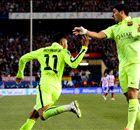 Barcelona eliminó a Atlético de Madrid