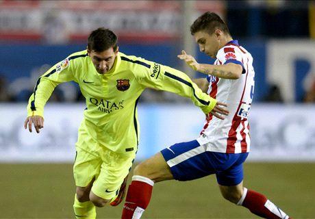 Résumé de match, Atletico Madrid-Barça (2-3)