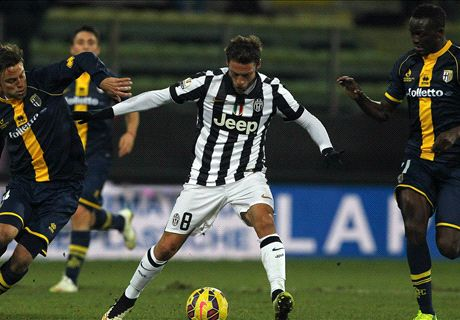 Match Report: Parma 0-1 Juventus