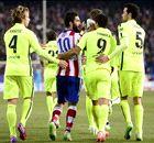 Atletico 2-3 Barcelona (agg 2-4)