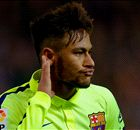 Neymar and Messi keep their cool