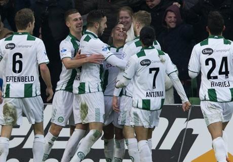 Laporan: Groningen 4-1 Vitesse