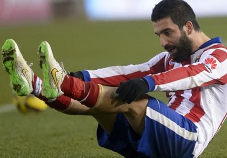Atletico Madrid, Arda Turan échappe à la sanction
