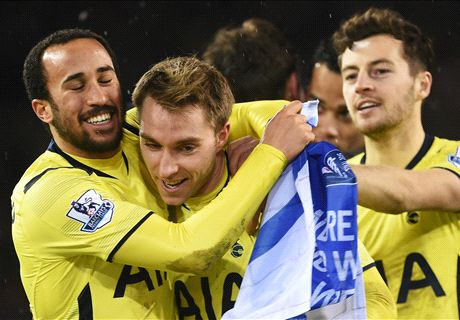 Spurs edge through to set up Chelsea final