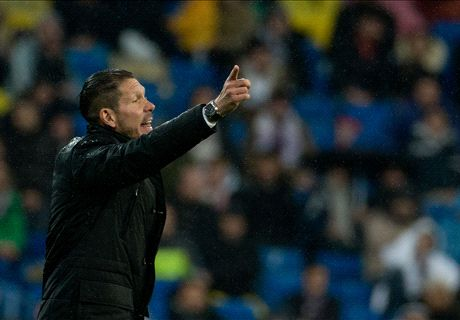 Simeone slams offensive gesture 'lie'