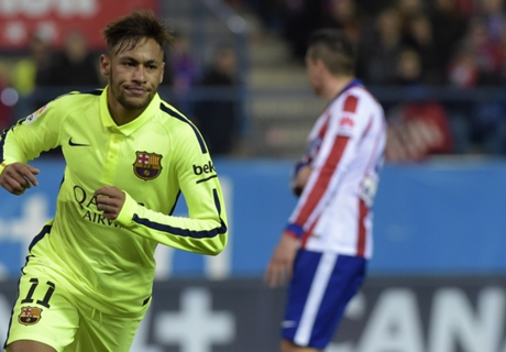 Barca keep cool as Atletico lose theirs