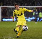 Spurs got 'a bit lucky', admits Eriksen