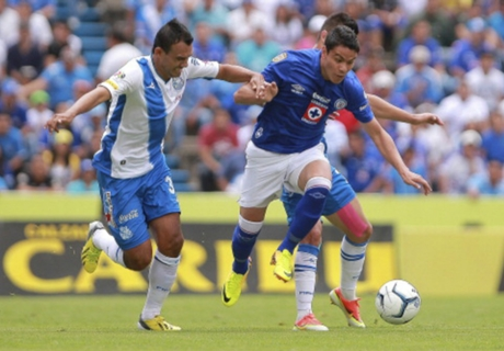 Liga Mx: Puebla 0-0 Cruz Azul
