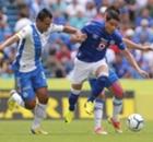 Cruz Azul ha dominado al Puebla