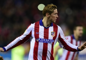 Fernando Torres opened the scoring after just 60 seconds of play