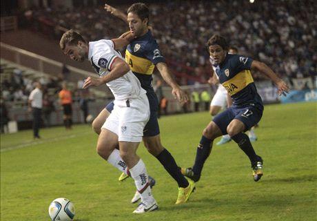 Boca Libertadores