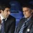 Luis Figo & Jose Mourinho