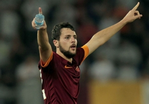 Mattia Destro signed for AC Milan on loan from Roma
