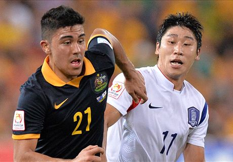 PREVIEW: Korea Selatan - Australia