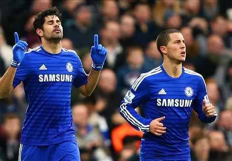 Hazard: Costa würde sein Leben geben