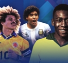 Lendas que jamais ganharam a Copa América - parte II