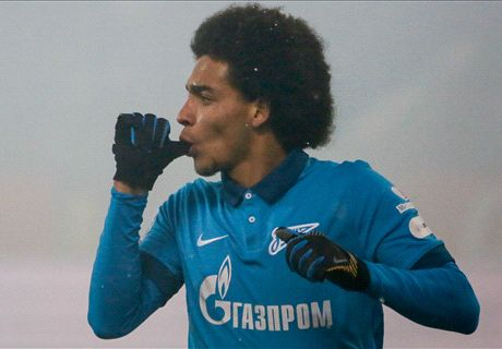 Juventus talks are ongoing - Witsel