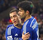 Hazard: I'm lucky to play with Costa