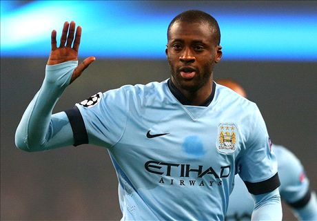 Yaya open to 'new challenges'