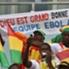 Guineas Anhang darf dank etwas Fortune auch in der K.O.-Runde weiterjubeln