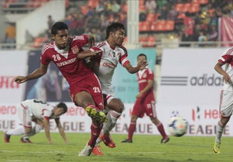 Top and Flop: Pune FC 5-2 Lajong