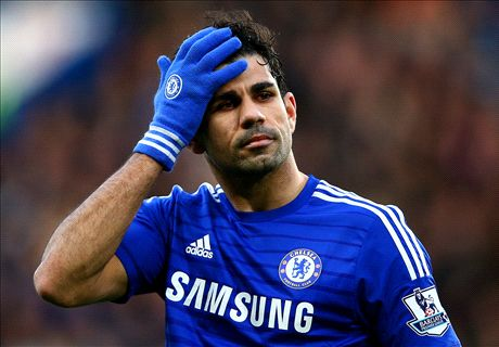 Costa hit with three-match ban